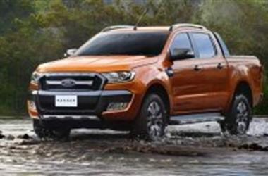 Điểm nhanh 10 xe bán chạy nhất tháng 10/2017: Ford Ranger leo lên vị trí thứ 2