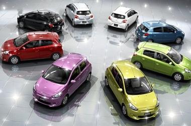 Đổi màu sơn xe ô tô hợp phong thủy