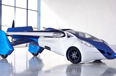 """Phiên bản """"ô tô bay"""" của hãng AeroMobil"""