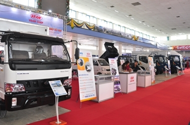 Việt Nam AutoExpo 2017 tiếp tục thành sàn diễn của xe thương mại