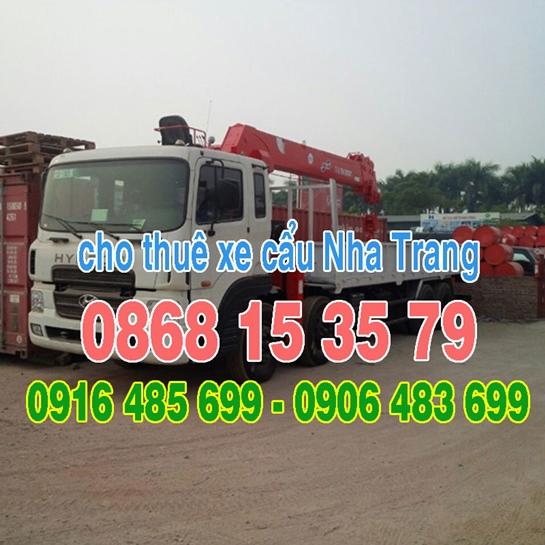 xe cẩu nha trang gọi 0916485699, cho thuê xe cẩu nha trang, cho thuê xe cẩu tại nha trang