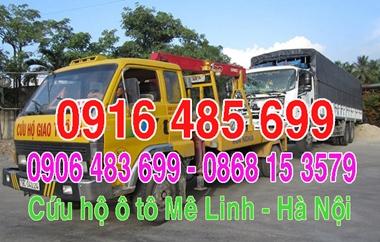 Cứu hộ ô tô Mê Linh - Cứu hộ giao thông Mê Linh Hà Nội - Xe cứu hộ Mê Linh Hà Nội