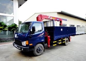 xe cẩu Kon Tum - cho thuê xe cẩu tại Kon Tum