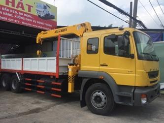 xe cẩu Quảng Trị - cho thuê xe cẩu Quảng Trị